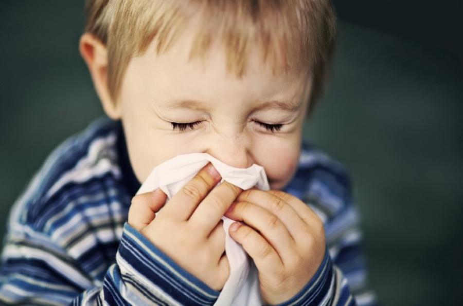 Вакцинация детей против гриппа
