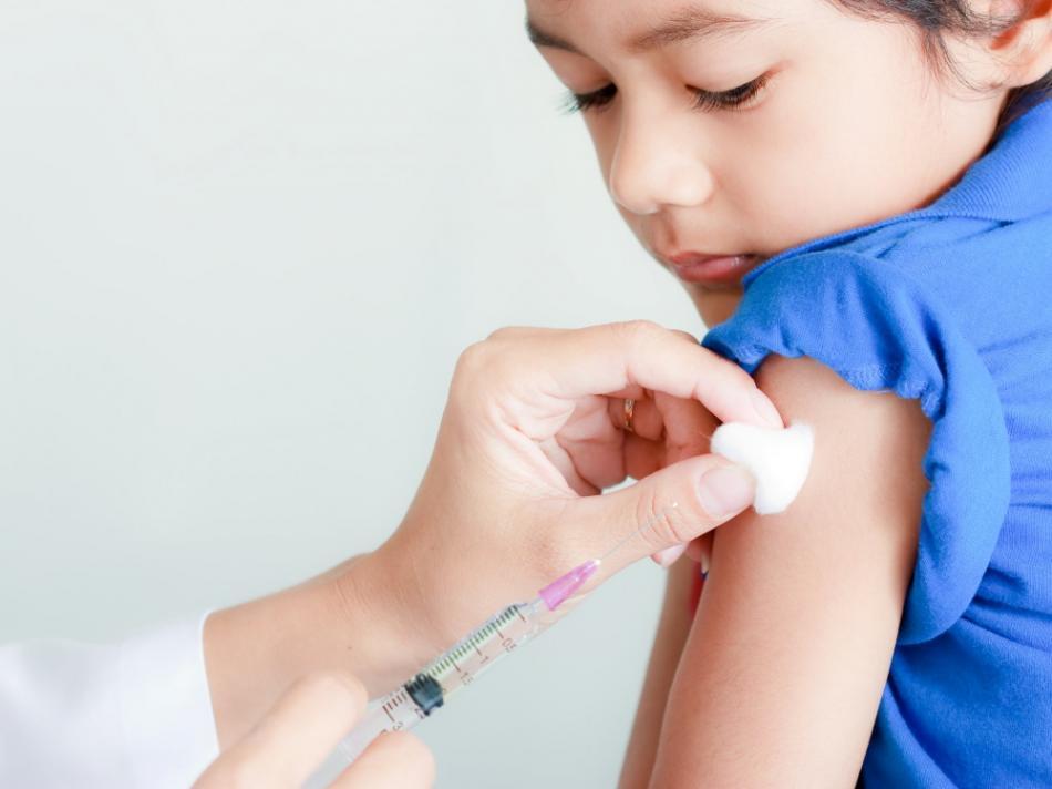 Прививка гепатит Б детям